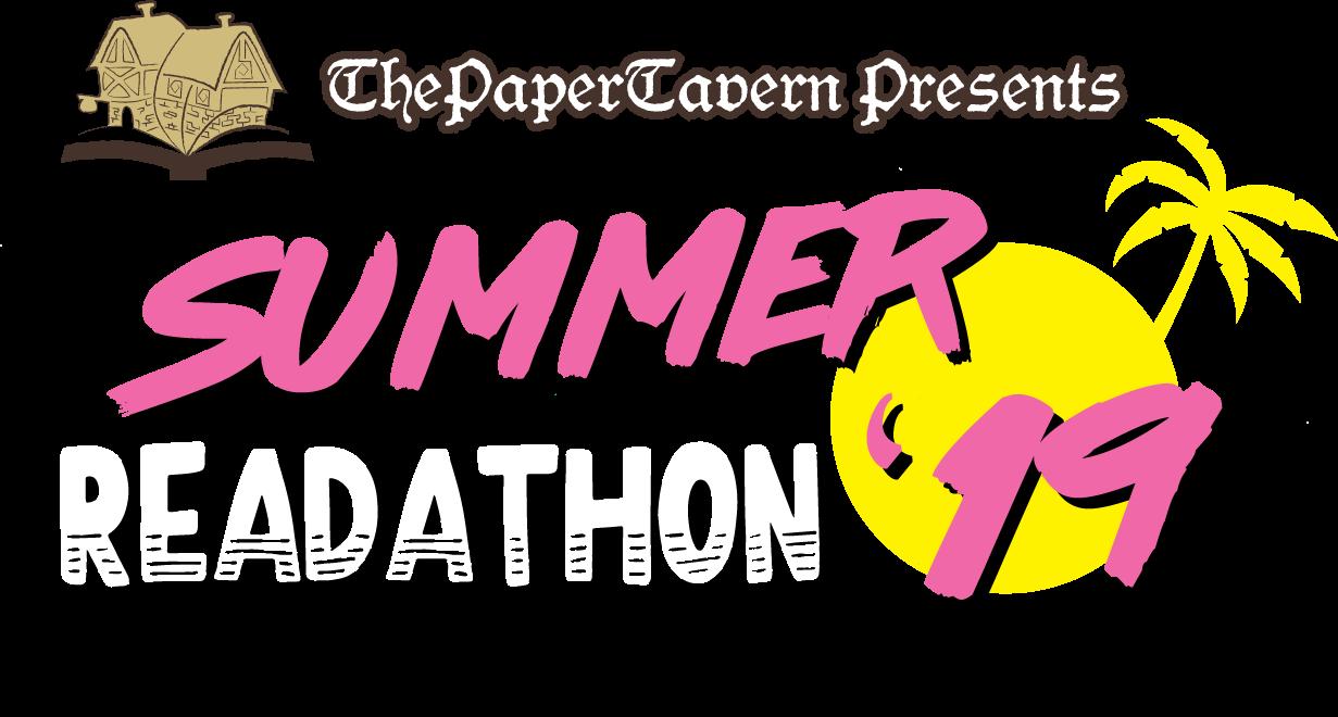 Summer Readathon Logo