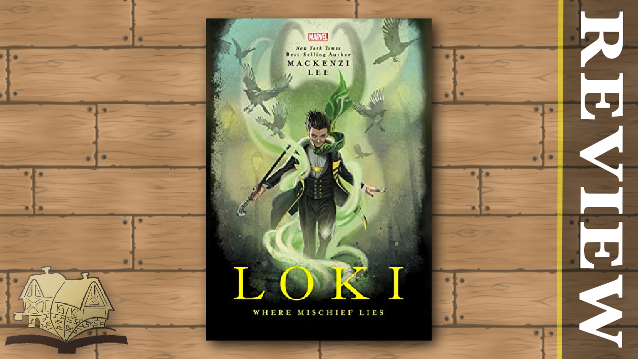 Loki Book Review Thumbnail
