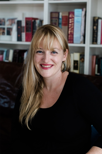Author photo of Samantha Cohoe
